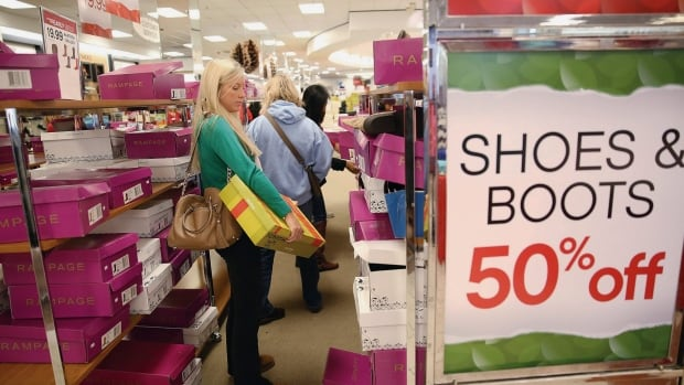 Statistics Canada says Canadians may be buying winter clothing earlier and also electronics, but otherwise, Black Friday has done little to shift spending habits.