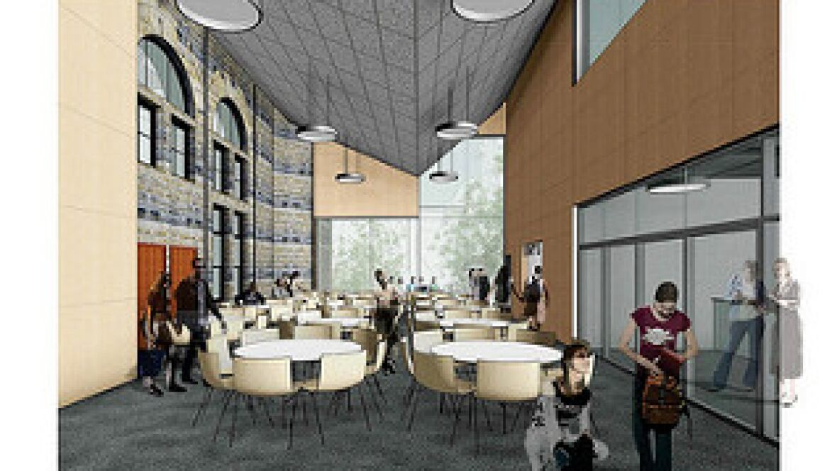 University Of Winnipeg To Build New 475M Multi Use Space
