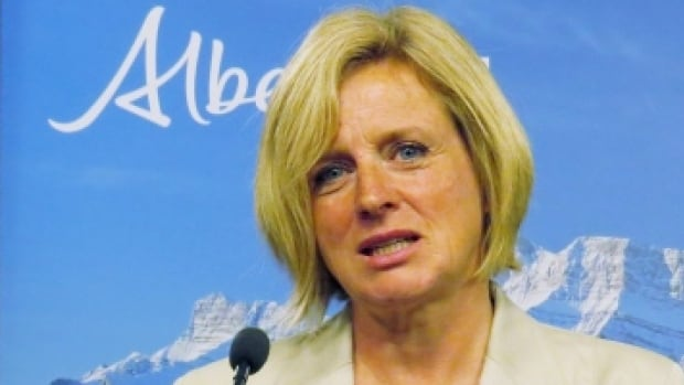 Premier Rachel Notley has faced angry social media posts in the past week alone saying she should be shot, stabbed or even thrown into a tree grinder. The level of violence and personal attack in the posts far exceed those usually aimed at male colleagues, a University of Calgary professor says.