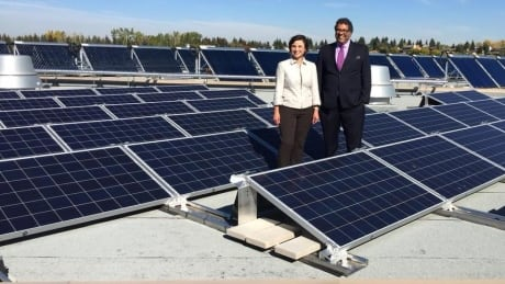 Nenshi Solar Carbon Tax