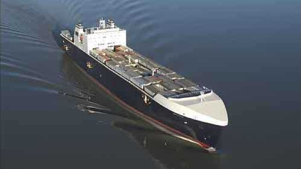 The MV North Star is no longer adrift off Haida Gqaii after restoring power to its engines.