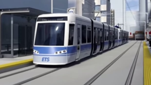The City of Edmonton is soliciting public input for the route of the proposed Centre  LRT, which will look similar to the Valley Line system now under construction.