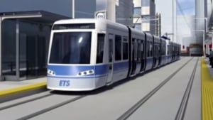 Valley LRT line