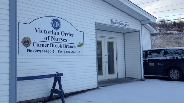 Corner Brook is one of three VON office locations in the province.