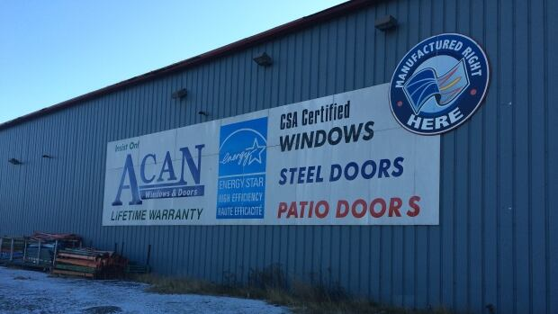 ACAN Windows and Doors is closing, and most employees have been laid off.