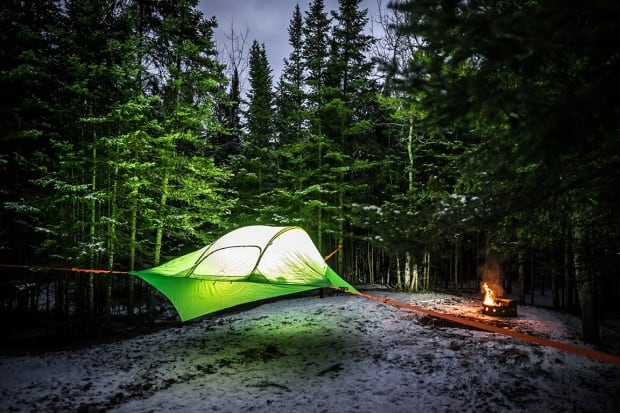 Tree Tent & Thunder Bay store takes camping to new heights with tree tents ...