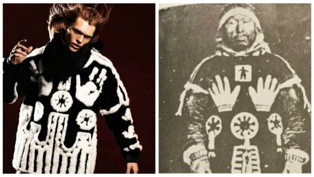 KTZ has apologized for using a sacred Inuit design in their high-end sweater.