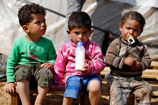 MIDEAST-CRISIS/SYRIA-MIGRANTS