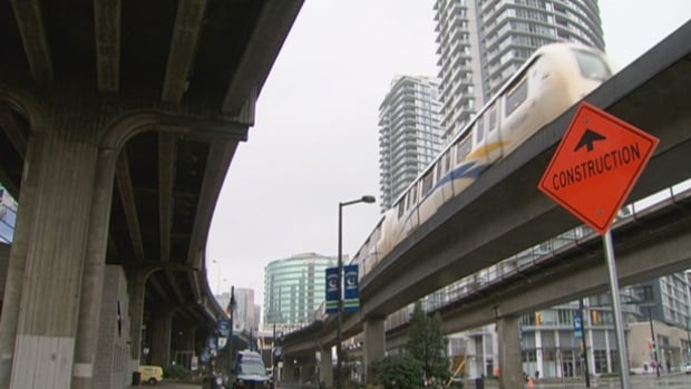 Passengers will not ride the Evergreen SkyTrain line until 2017.