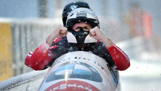 Canada S Justin Kripps Drives Bobsleigh To 6th Place At