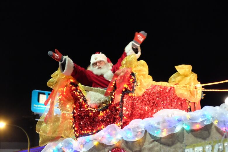 The Last Santa Claus Parade In Calgary Took Place In 2006