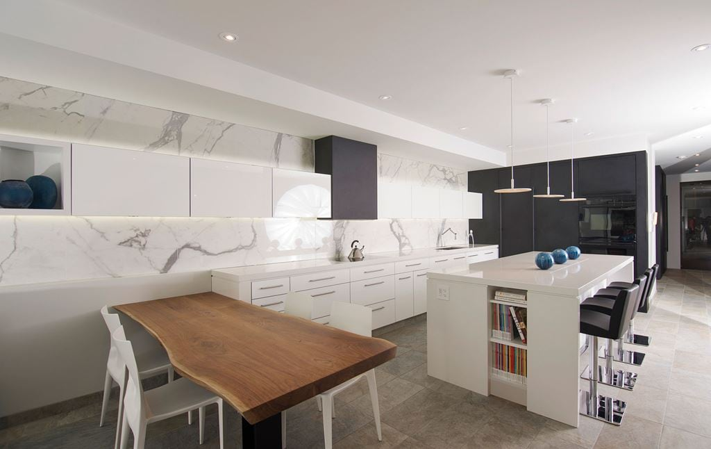 Kitchen In Winnipeg Home Named Best In The World Cbc News