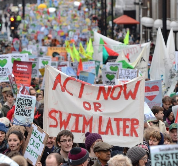 Britain Climate Countdown