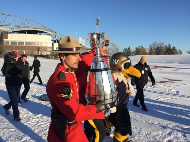 103rd Grey Cup, Investors Group Field, Winnipeg