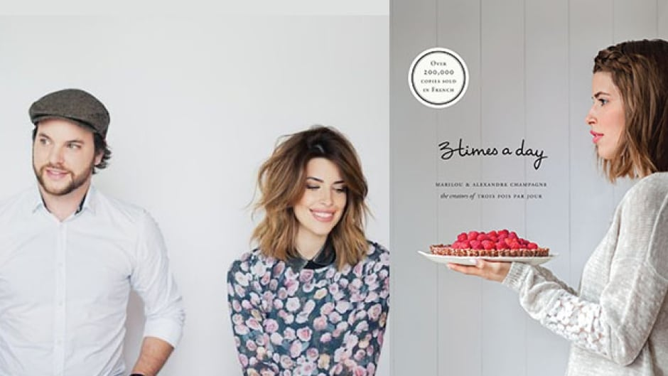 Marilou, alongside her husband, Alexandre, turned her eating disorder into a successful food blog.