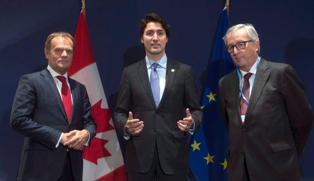 Trudeau climate conference