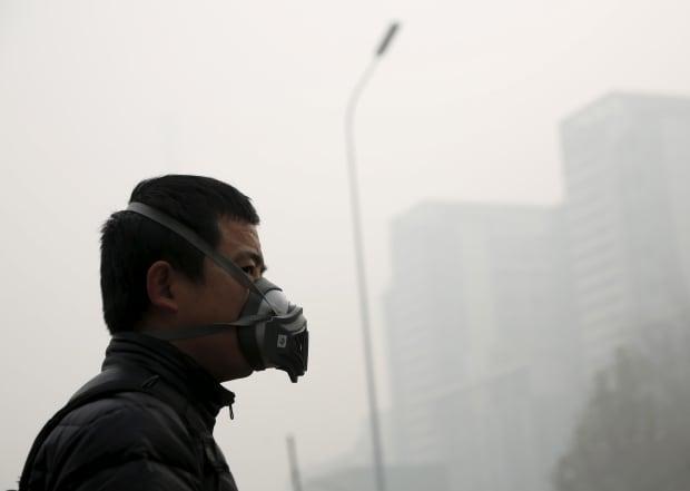Beijing bad air quality Nov 30 2015 heavy pollution during Paris talks