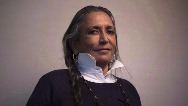 "Director Deepa Mehta is pictured in a Toronto hotel room as she promotes ""Beeba Boys"" during the 2015 Toronto International Film Festival on Monday, Sept. 14, 2014. Mehta is this year's winner of the Clyde Gilmour Award from the Toronto Film Critics Association. (Chris Young/Canadian Press)"