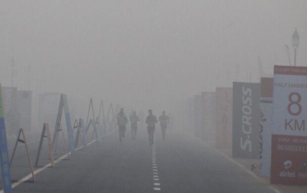 India New Delhi half marathon Nov 29 2015