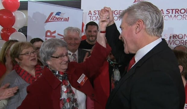 Dwight Ball Newfoundland and Labrador election