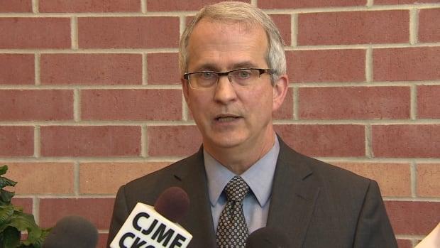 Regina Qu'Appelle Health Region President CEO Keith Dewar