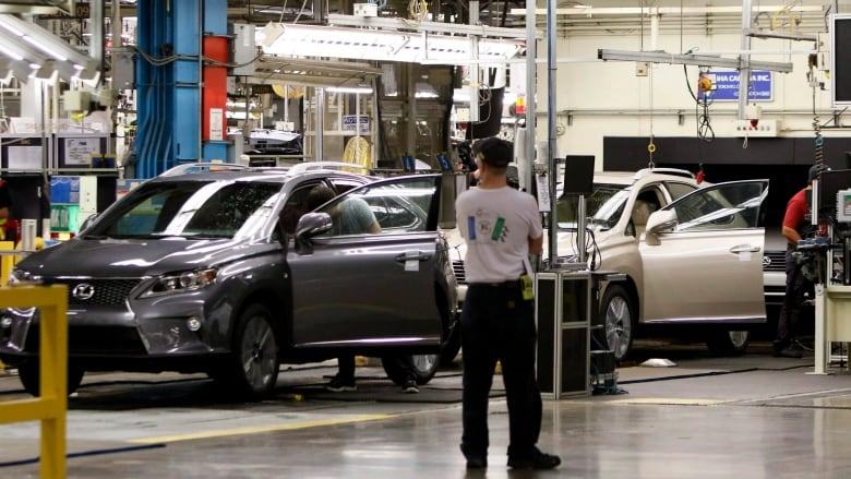 Toyota extends Canadian plant closures after employee tests positive for COVID-19
