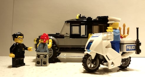 Lego heists fuelled by online demand for pricey toy sets