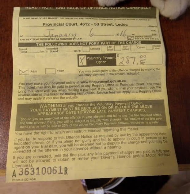 Tims ticket