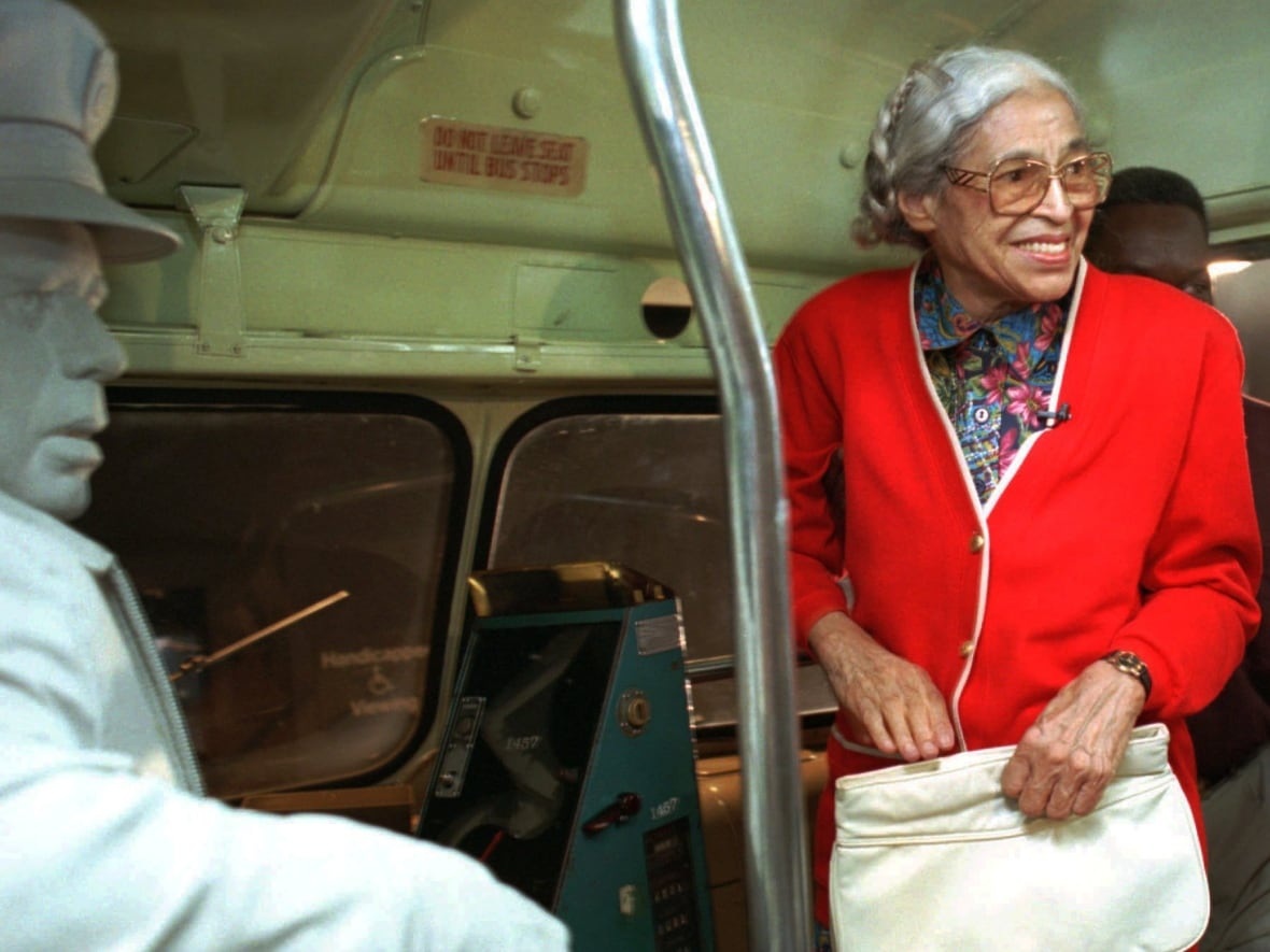 What would happen if rosa parks gave up her seat