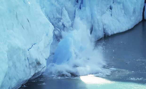 COP21 Patagonia Perito Moreno glacier melt Nov 27 2015