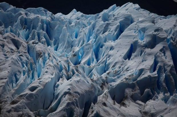 COP21 Patagonia Argentina shrinking glaciers Nov 30 2015