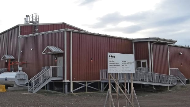 The Little Rascals daycare facility is in the Ross River recreation centre.