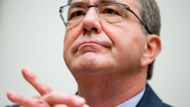 Defence Secretary Ash Carter said Tuesday the U.S. is deploying a new special expeditionary force to help Iraqi and Kurdish forces fight Islamic State militants