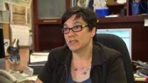 Councillor Jenny Gerbasi