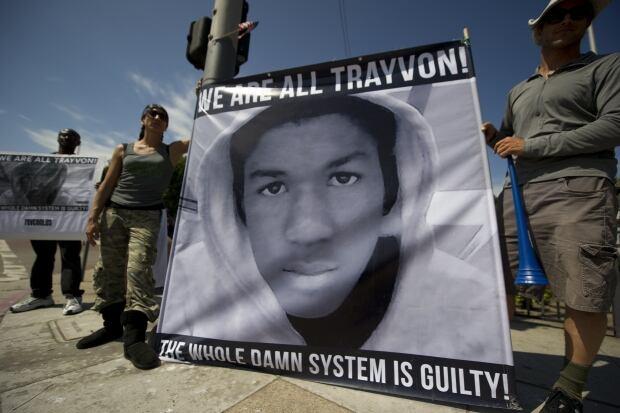 Black Lives Matter Trayvon Martin George Zimmerman