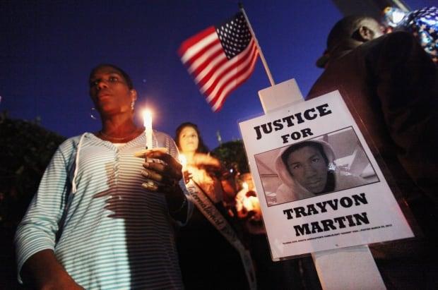 Black Lives Matter Trayvon Martin