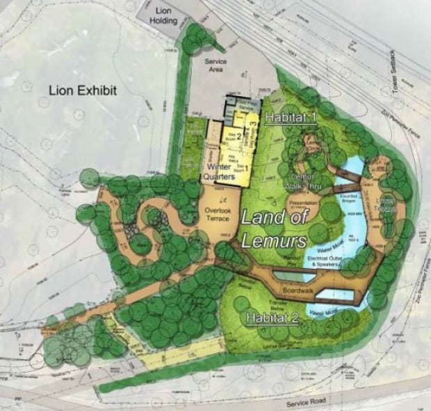 7 News Denver Zoo: Calgary Zoo Asks City For $2.7M For 'Land Of Lemurs
