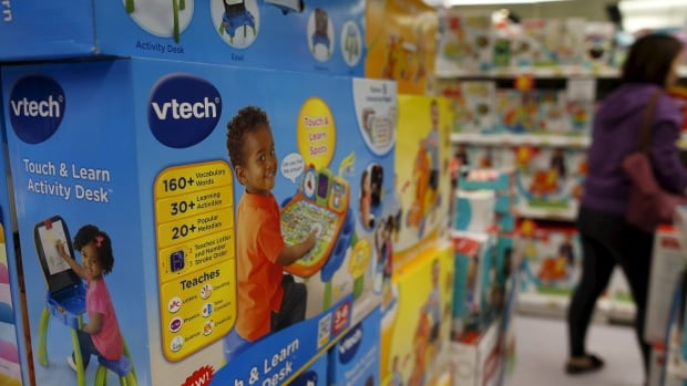 Toymaker VTech says a cyberattack on its customer database exposed the data of 6.4 million children, making it what experts call the largest known hack targeting youngsters.