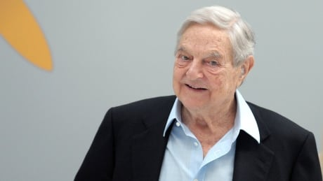 George Soros donates $18B US to charity Open Society Foundations