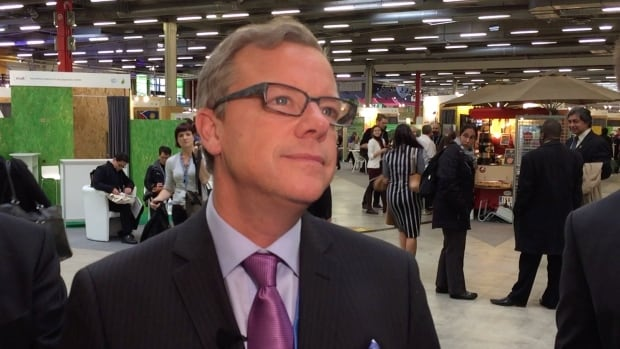 Premier Brad Wall is hopeful SaskPower can export its carbon capture and storage technology to help other countries address climate change.