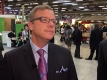 Brad Wall is hopeful SaskPower can export its CCS technology to help other countries address climate change.