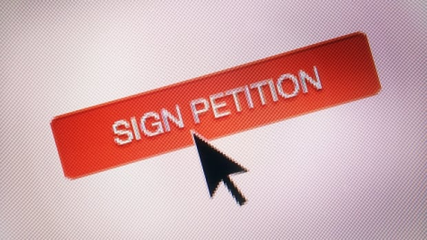 Signing and submitting a petition to the federal government will be as easy as the click of a button starting Friday, Dec. 4.