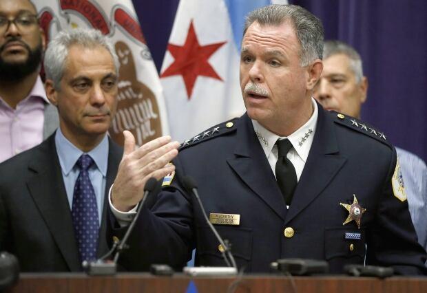 Killings Police Chicago Laquan McDonald Black Lives Matter