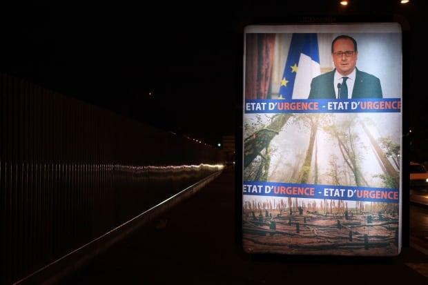 Brandalism Hollande