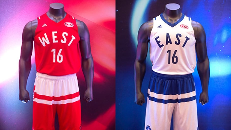 the best attitude dc7c0 a6351 NBA all-star jerseys salute Canadian basketball history ...