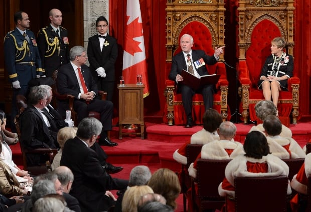 Throne Speech 20131016
