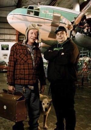 Buffalo Airways Suspended