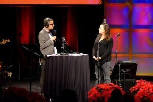 Matt Galloway talks to Angela Graham