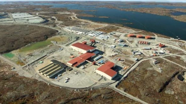 The Snap Lake diamond mine, about 220 kilometres northeast of Yellowknife, employed about 700 people before it ceased operations in December.