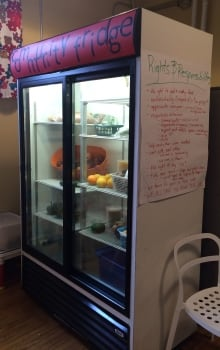 Parkdale Food Centre Community Fridge